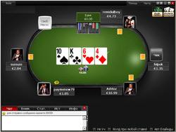 столы Титан Покер